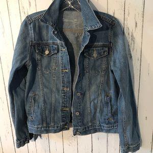 3 for $25! Gap denim jacket